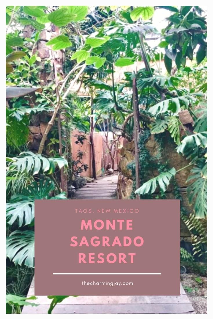 Monte Sagrado Resort-Taos, New Mexico