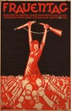 Frauentag (International Women's Day) 1930: Against Militarism, Against Social and Political Reaction