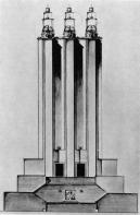 памятник Колумбу 1929