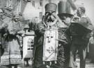 Bolshevik antireligious carnival