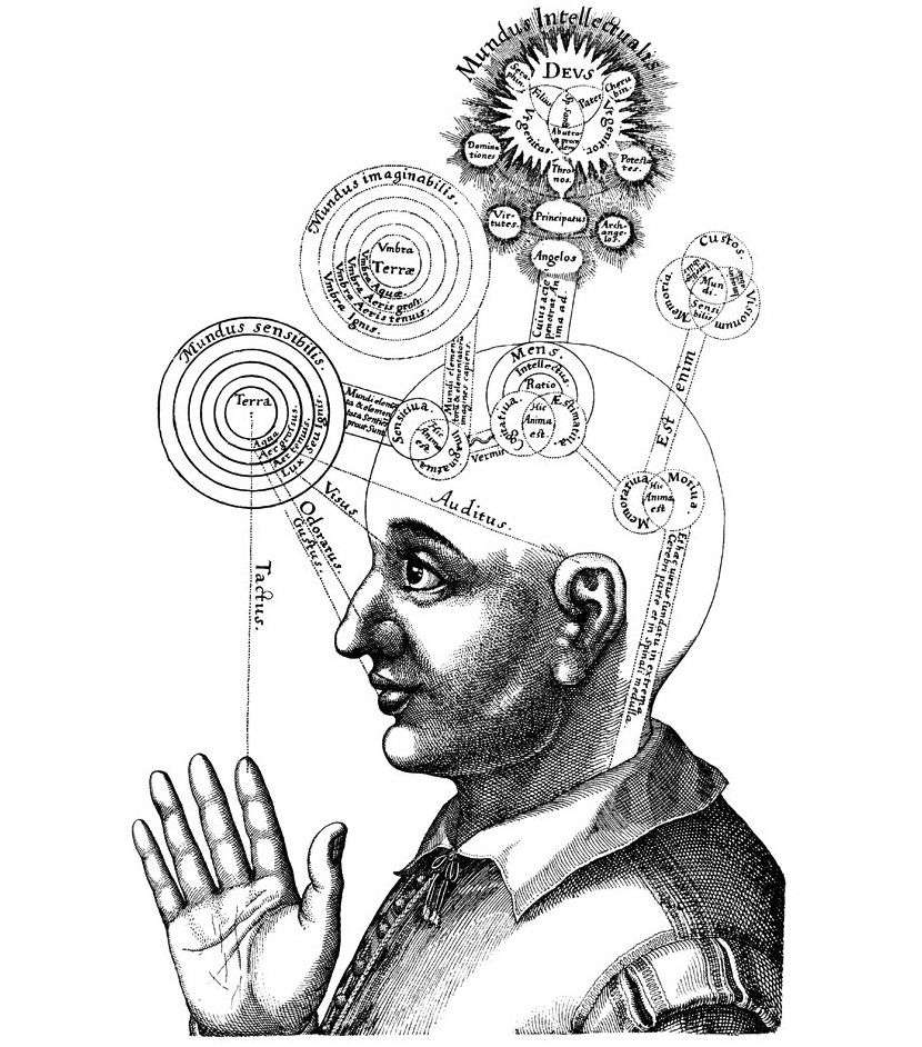 medieval sketch brain