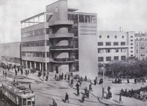 Palace of the press, baku azerbaijan 1932