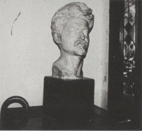 Clare Sheridan, Bust of Trotsky, 1922