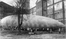 Дирижабль %22Московский Химик-резинщик%22 (1928)
