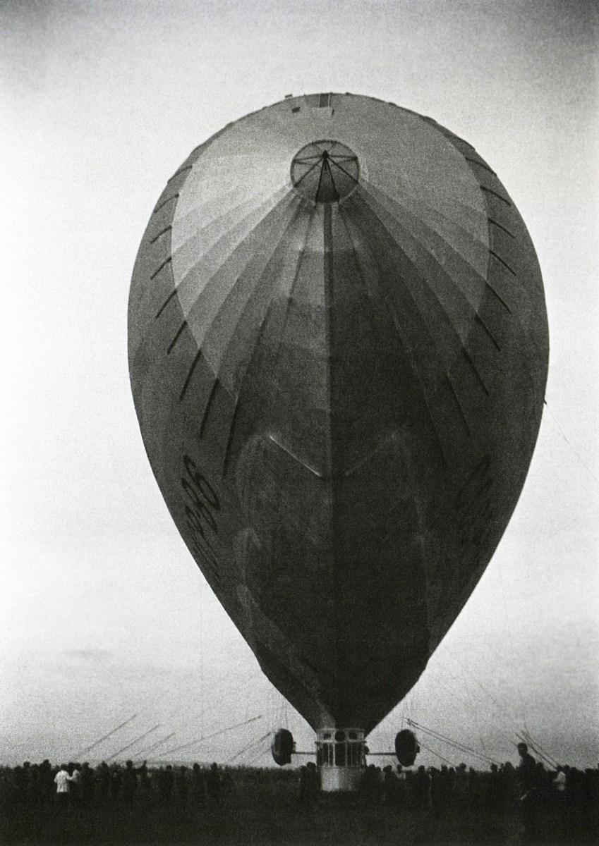 Дирижабль СССР-В6-22. 1936 г