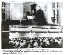 Hannes Meyer delivering a speech at WASI in the Soviet Union