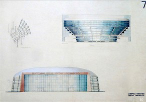 Hannes Meyer's submission to the Palace of the Soviets competition2