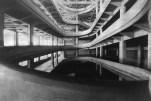 Interior to the Fiat Lingotto auto manufacturing plant, 1920s