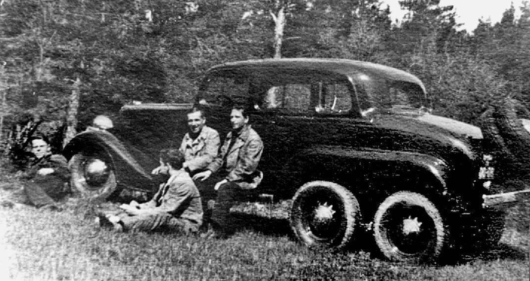 ГАЗ-М-25 (1938)