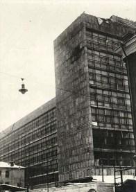Tsentrosoiuz building in Moscow, 1933