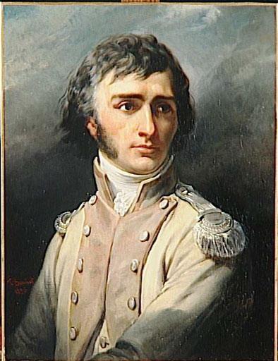 Historical depiction of Barthélemy Catherine Joubert
