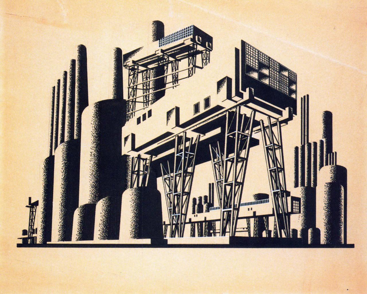 yakov-chernikov-giant-plant-of-special-purpose-1931