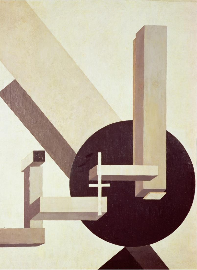 Lissitzky Architecture