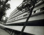 Дом Наркомфина Автор-Александр Родченко Мы думаем, что снимок сделан в 1929