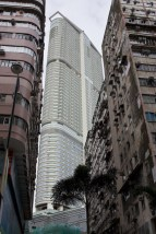 Diverse city Hong Kong