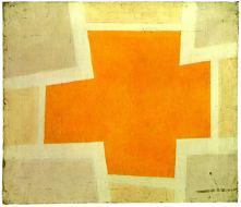 lazar-khidekel-yellow-cross-1923