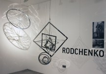 Spatial Constructions - Aleksandr Rodchenko [Model by Henry Milner] 02