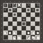 11. ♗d8 (checkmate)