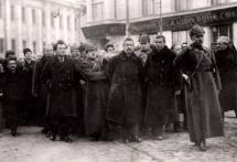 1925 - funeral of comrade Frunze