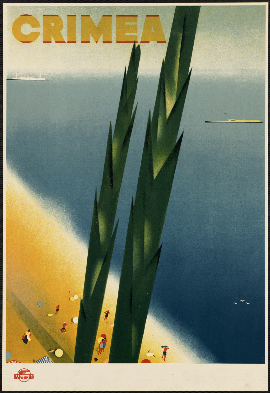 Crimea_an_intourist_poster