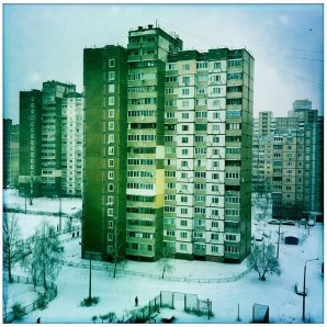 Kiev, Ukraine December 18th, 2010