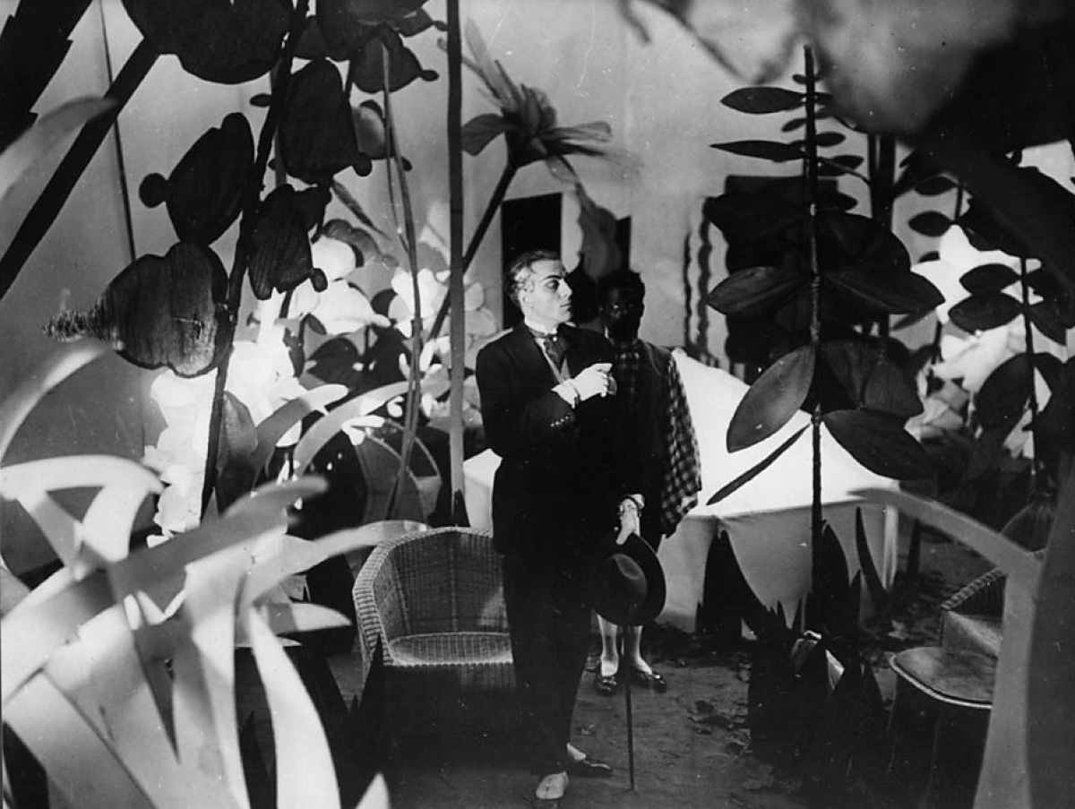 L'inhumaine directed by Marcel L'Herbier, 1924 a