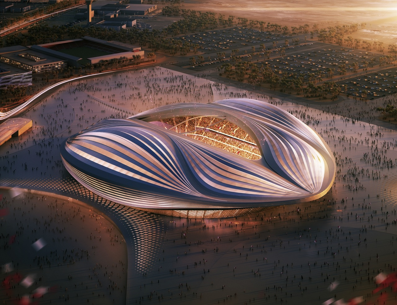 Qatar's 2022 FIFA World Cup Stadium