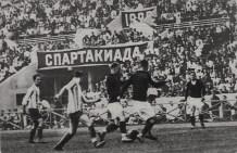 SPARTAKIADES D'AOUT 1928 (URUGUAY-FINLANDE) [2 EUR]
