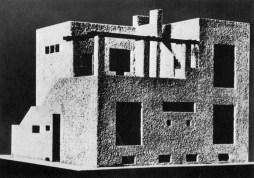 Adolf Loos, Villa Moissi, Vienna, Austria, 1923 (via archiveofaffinities)