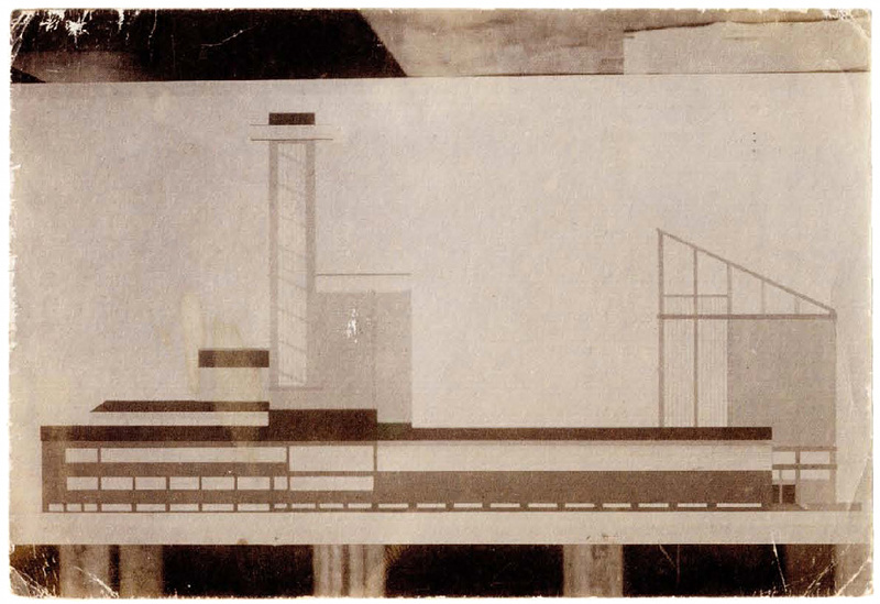 G Vegman museum of red Moscow, 1924b
