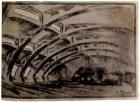 G Vegman steam locomotive depot 1922b