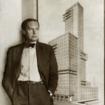 Walter gropius and adolf meyer competition entry to the for Bauhaus walter gropius