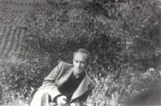 Ivan Leonidov in the early 1950s
