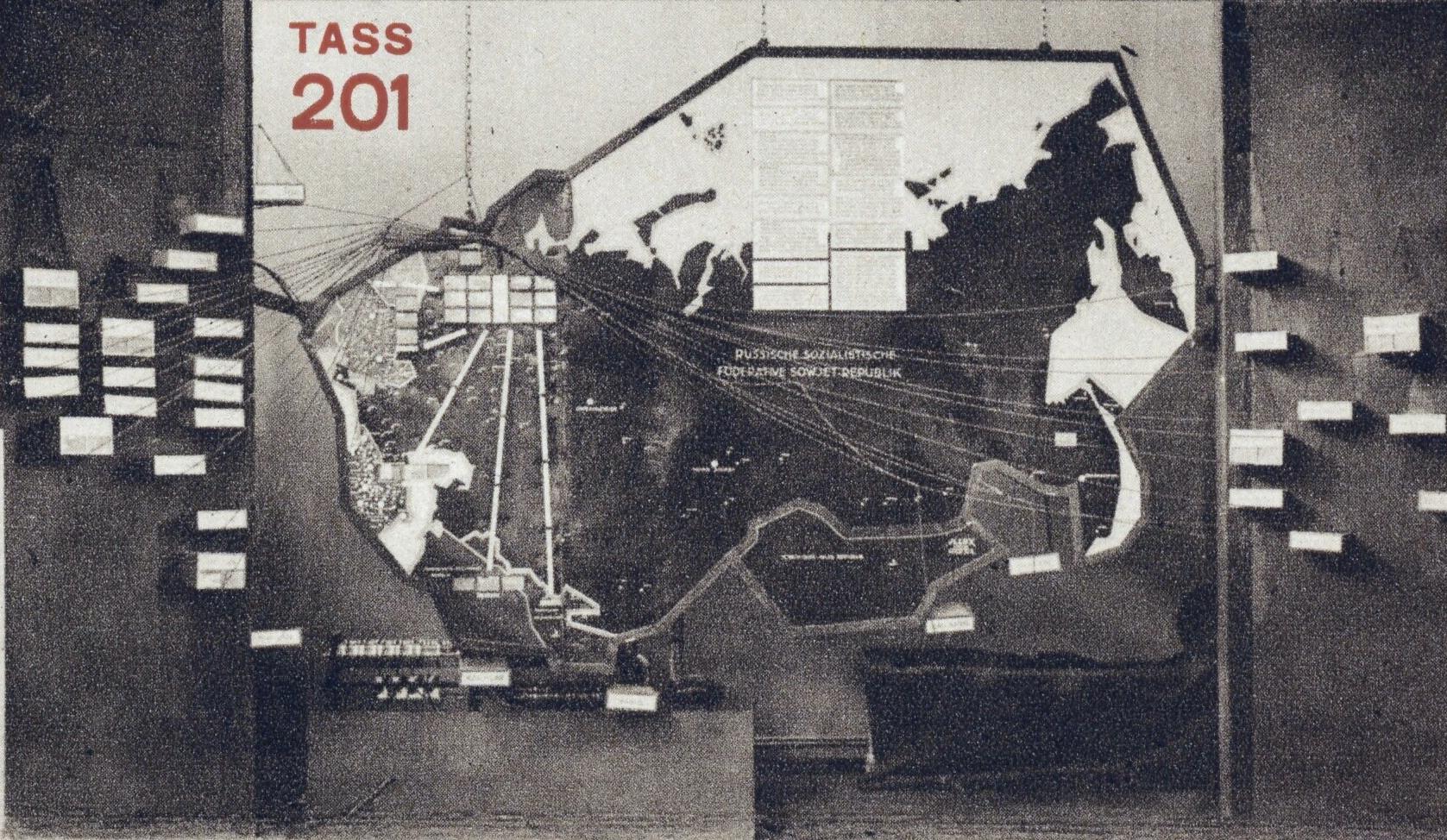 Katalog des Sowjet-Pavillons auf der Internationalen Presse-Ausstellung Köln 1928, pgs 18-20c1