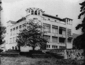 Vila Karma, Montreux, Švýcarsko, 1903–1906