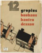 12- %22Bauhaus Buildings, Dessau%22 by Walter Gropius1