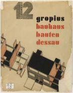 12- %22Bauhaus Buildings, Dessau%22 by Walter Gropius1