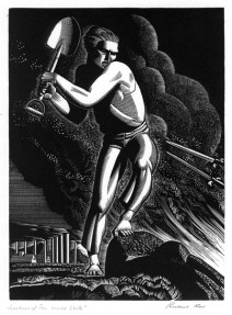 2-1937-rockwell-kent-workers-of-the-world-unite-woodcut-collection-of-the-wriston-art-galleries-at-lawrence-university