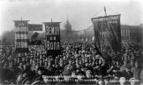 May Day 1917 petrograd