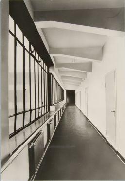 Unidentified photographer Bauhaus Building, Dessau, 1925-1926 j