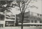 Unidentified photographer Bauhaus Building, Dessau, 1925-1926 r
