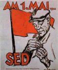 1.Mai Plakate 1900 bis 1989 ! 1946