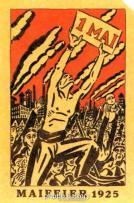1.Mai Plakate 1900 bis 1989a