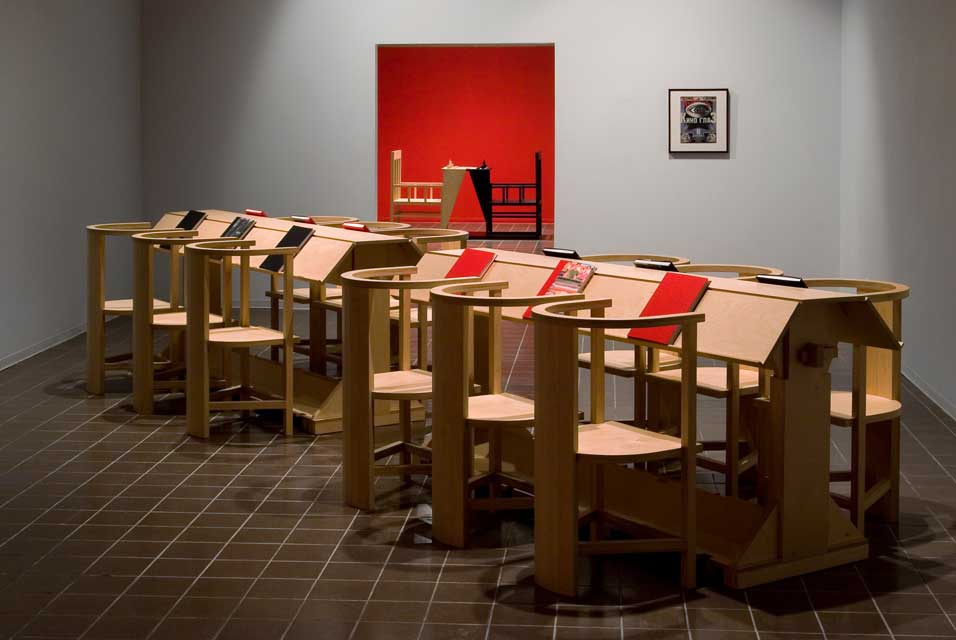 Angela-Grauerholz-Reading-Room-for-the-Working-Artist-2003–04