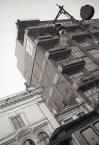 Здание газеты «Известия» на Пушкинской площади Rodchenko 1928