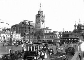 Пушкинская площадь 1935