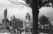 Пушкинская (Страстная) площадь 1937