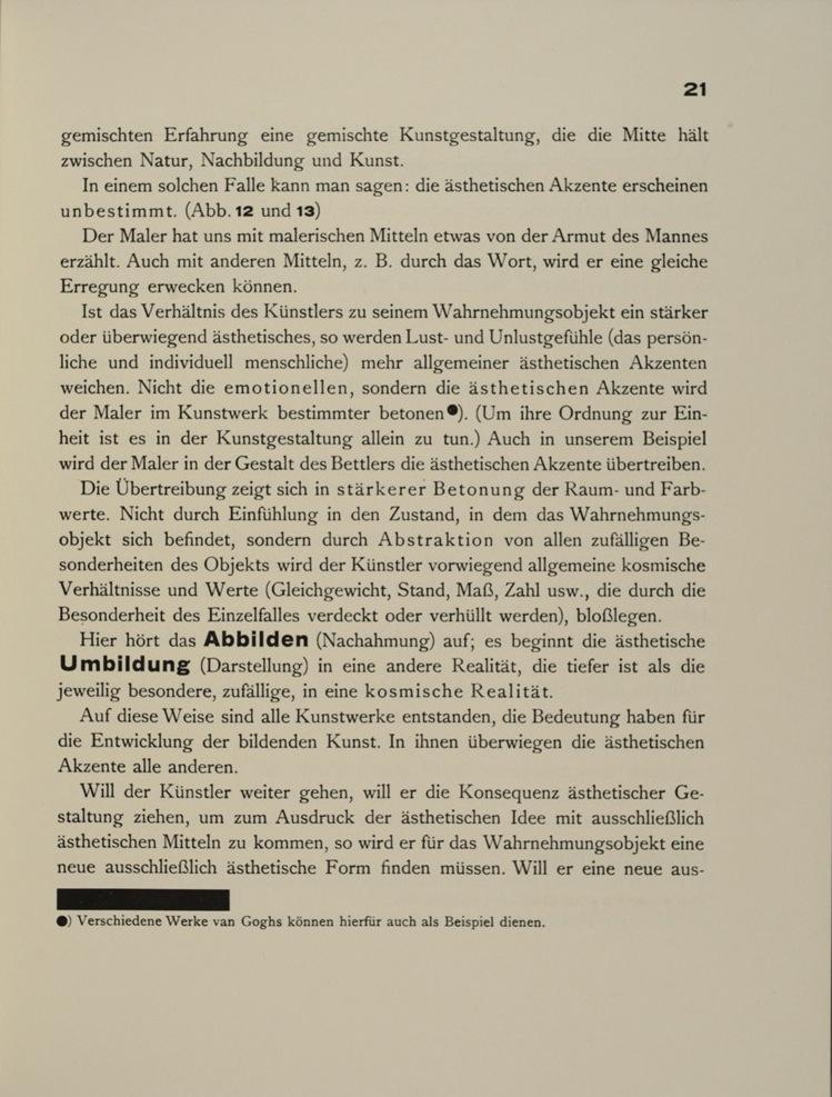 Theo van Doesburg, Grundbegriffe der neuen gestaltenden Kunst. Bd. 6, München 1925%0ATheo van Doesburg, Grundbegriffe der neuen gestaltenden Kunst. Bd. 6, München 1925-23