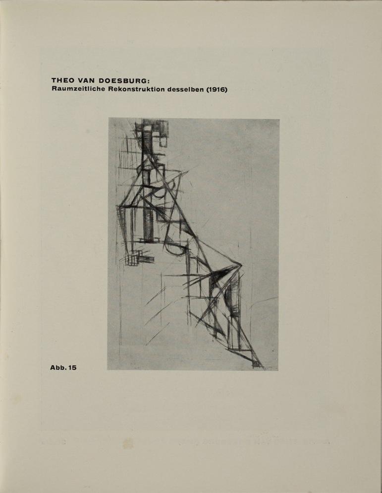 Theo van Doesburg, Grundbegriffe der neuen gestaltenden Kunst. Bd. 6, München 1925%0ATheo van Doesburg, Grundbegriffe der neuen gestaltenden Kunst. Bd. 6, München 1925-53