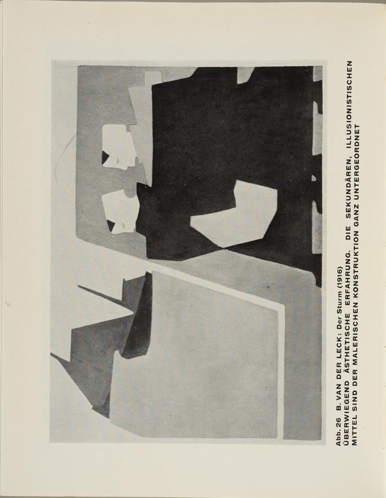 Theo van Doesburg, Grundbegriffe der neuen gestaltenden Kunst. Bd. 6, München 1925%0ATheo van Doesburg, Grundbegriffe der neuen gestaltenden Kunst. Bd. 6, München 1925-64
